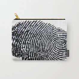 The Finger Print Carry-All Pouch