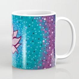 You Can and You Will - Lotus Coffee Mug