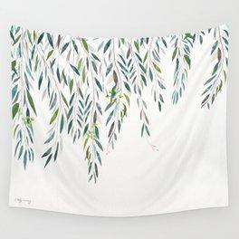Eucalyptus - Gully gum Wall Tapestry