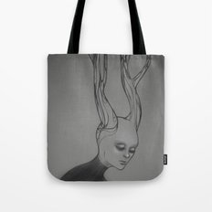 Stream of Thought Tote Bag