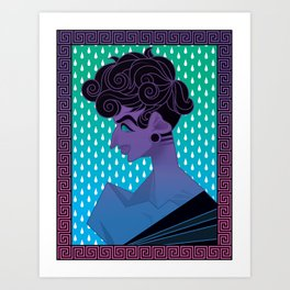 www2 Art Print
