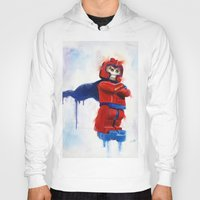 magneto Hoodies featuring Magneto Lego by Toys 'R' Art