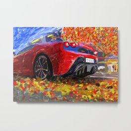 Be stylish Metal Print