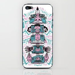 Toto-Tem iPhone Skin