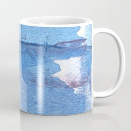 Corn flower blue Coffee Mug