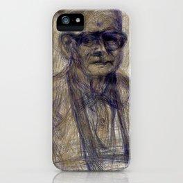Ennio Morricone - The Portrait II iPhone Case