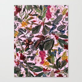 The Butterfly's Dream Canvas Print