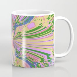 Earth Butterfly Coffee Mug