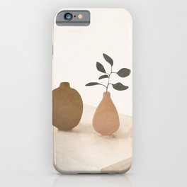 Vase Decoration III iPhone Case