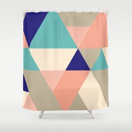 Sand and Shore Shower Curtain