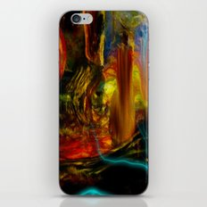 Lost Ship Stranded iPhone & iPod Skin