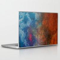 chameleon Laptop & iPad Skins featuring Chameleon by Bestree Art Designs