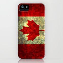 Oh Canada! iPhone Case
