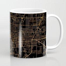 Gainesville map, Florida Coffee Mug