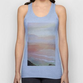 Sunrise Grandeur #society6 #decor #buyart Unisex Tank Top