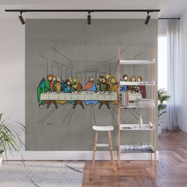 Cenaculum -Last Supper Wall Mural