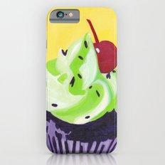 Green Cupcake Slim Case iPhone 6s