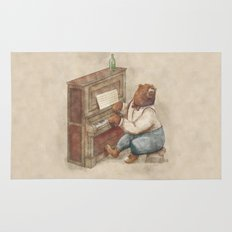 The Pianist Rug