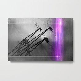 Tower Series: 2018_01 Metal Print