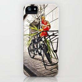 Speak Easy iPhone Case
