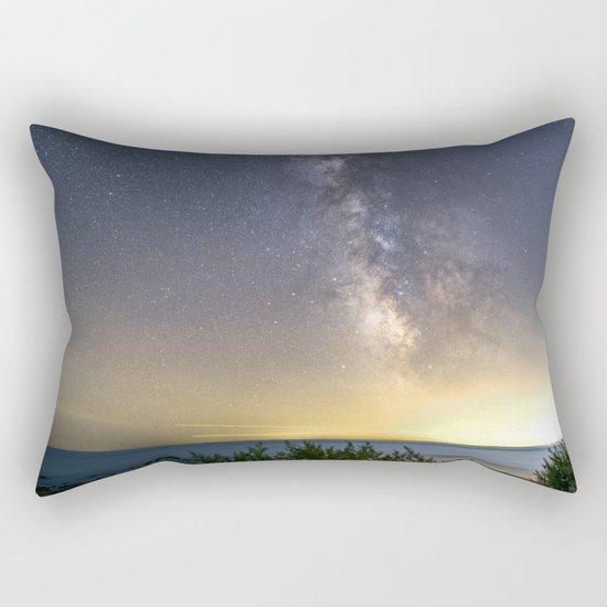 Milkyway Landscape Rectangular Pillow