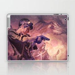 Dragons of Dorcastle Laptop & iPad Skin