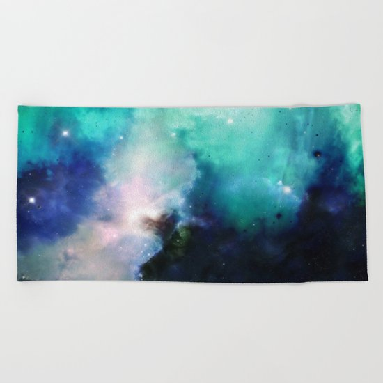 π Okul Beach Towel