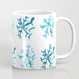 Simply Snowflakes Coffee Mug