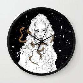Cosmic Snake Pt. 2 Wall Clock