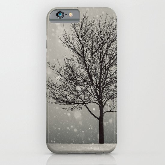 January Snow iPhone & iPod Case