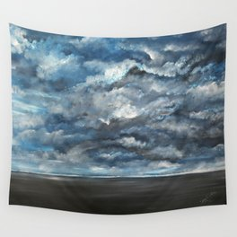The Sun is Coming (Lista) by Gerlinde Wall Tapestry