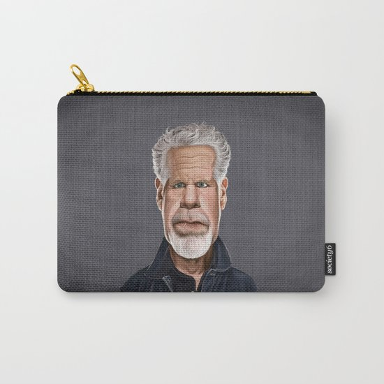 Celebrity Sunday ~ Ron Perlman Carry-All Pouch