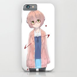 Kyoukai no Kanata iPhone Case