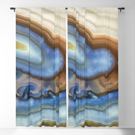 Inverted Mocha Agate 4900 Blackout Curtain