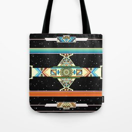 Espacio Serape Tote Bag