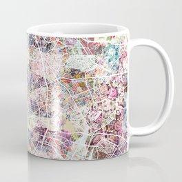 Madrid map Coffee Mug