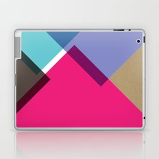 Triangles Laptop & iPad Skin