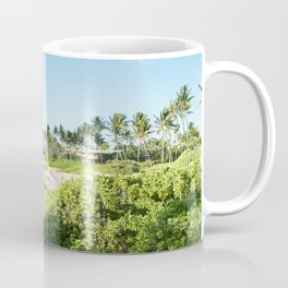 Mokapu Ulua Beach Wailea Maui Hawaii Coffee Mug
