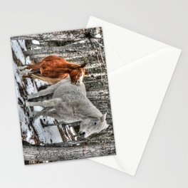 Caught in the Act Stationery Cards