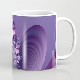 Abstract cactus blooming Coffee Mug