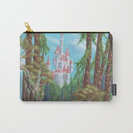 Beast's Castle Carry-All Pouch