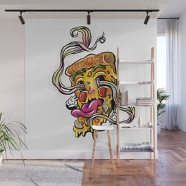 Slice of Life Wall Mural