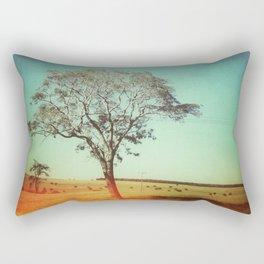 Light Tree Rectangular Pillow