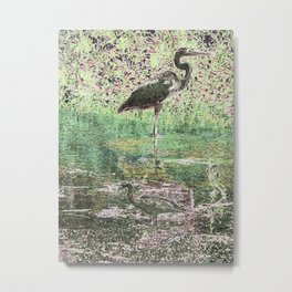 Edo Morn Metal Print