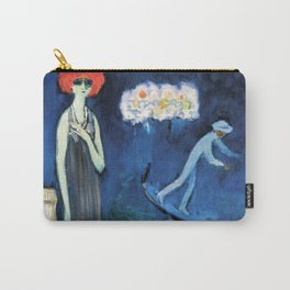 The Quai, Venice by Kees Van Dongen Carry-All Pouch