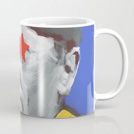 Komunist Tito, POP art style, digitally painted Coffee Mug