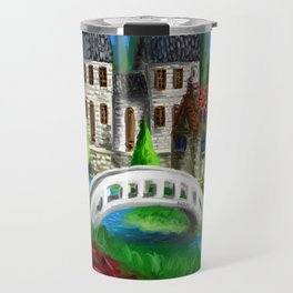 RPG Town Travel Mug