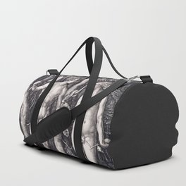 Adam and Eve by Albrecht Dürer Duffle Bag