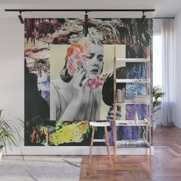 Don't Worry Honey, You're Beautiful. Wall Mural