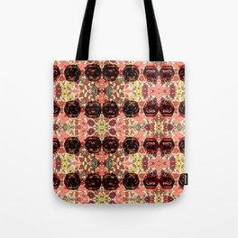 La Bouche - The Mouth MEMO Tote Bag